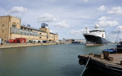 CENTIEL Helps Protect Power for National Oceanographic Centre