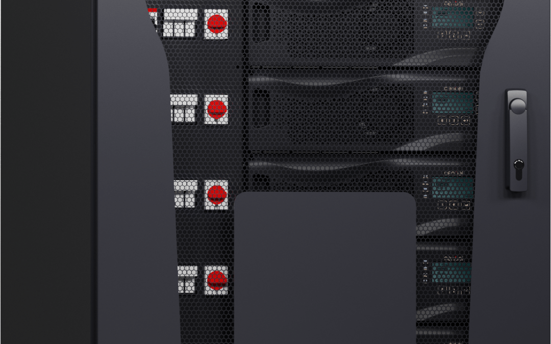 CENTIEL Introduces Top and Bottom Cabling for Leading-edge Uninterruptible Power Supply