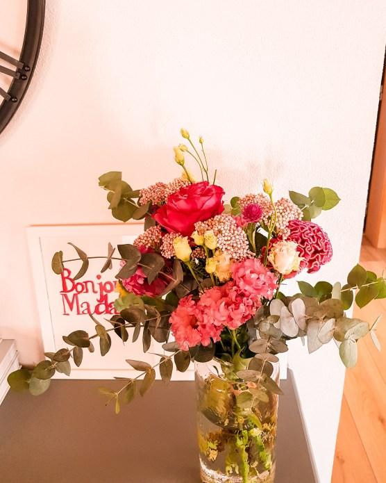 Mes goûts en matières de bouquet