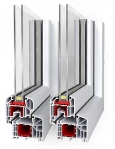 Fenêtre PVC -Aluplast– IDEAL 4000 New