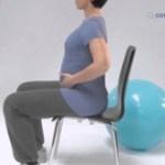Exercícios básicos do pavimento pélvico para grávidas (I)