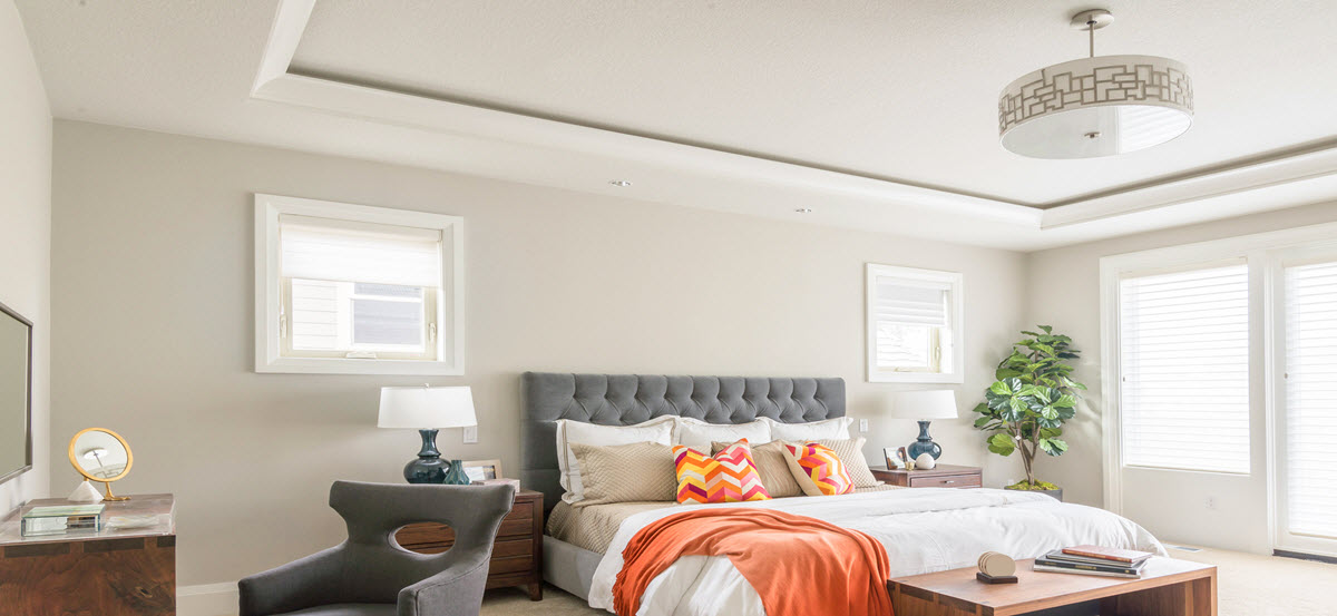 tray ceiling painting ideas painting