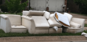 Old Couch