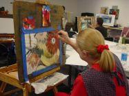 pastel workshop taught at az artist guilt1