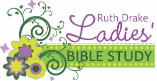 Ladies, join us for learning and fellowship in the Ruth Drake Bible Study