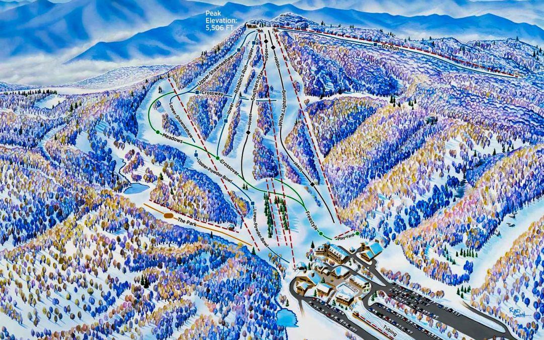 Youth Beech Mountain Ski Retreat