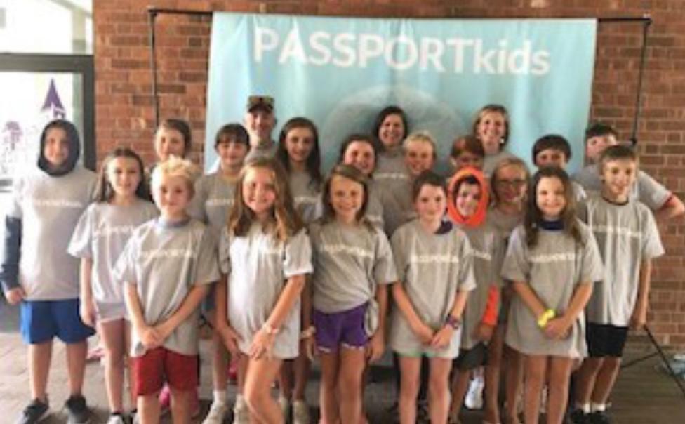 Passport Kids Camp