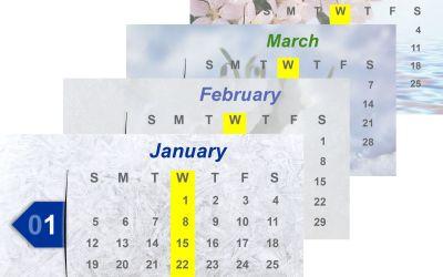 Wednesday Nights January – April