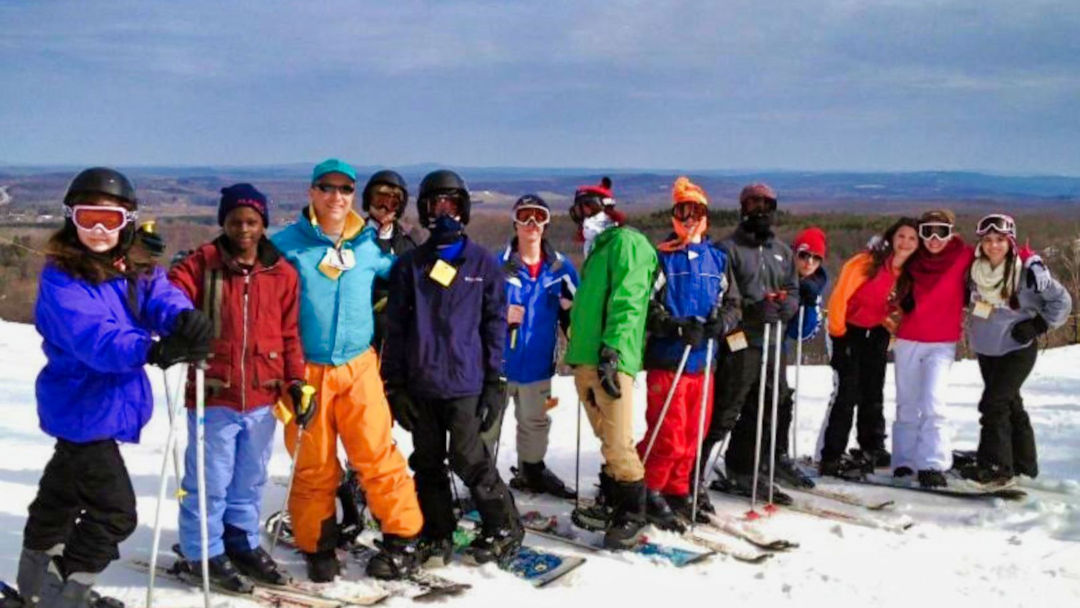 Youth Family Ski Trip
