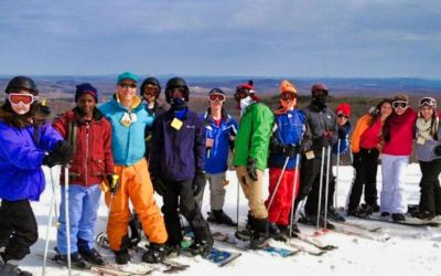 Youth Family Ski Trip