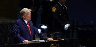 Trump na ONU