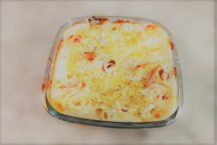 Rondelli de queijo com presunto: receita prática