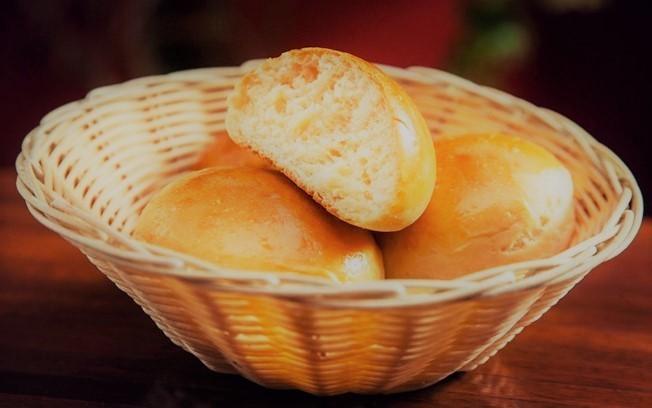 Pão de batata simples