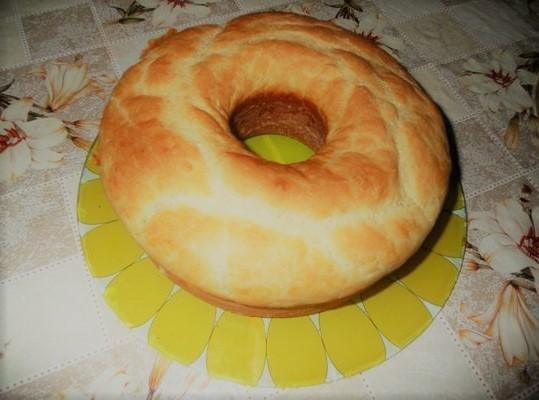 Pão de Liquidificador caseiro