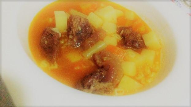 Sopa de Legumes Rápida