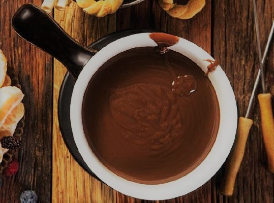 Fondue Chocolate ao Leite Extra Cremoso