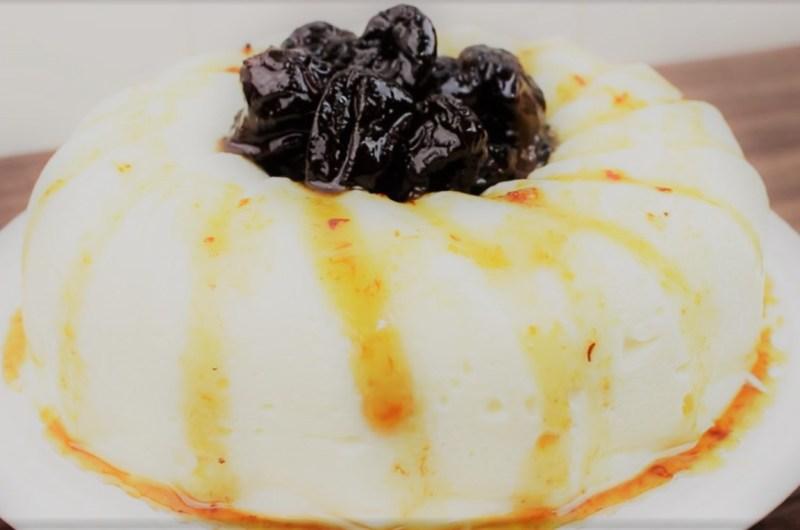 Manjar Branco de Coco