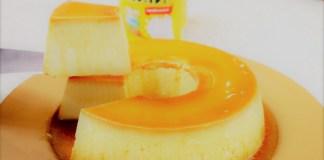 Pudim de leite Ninho em pó