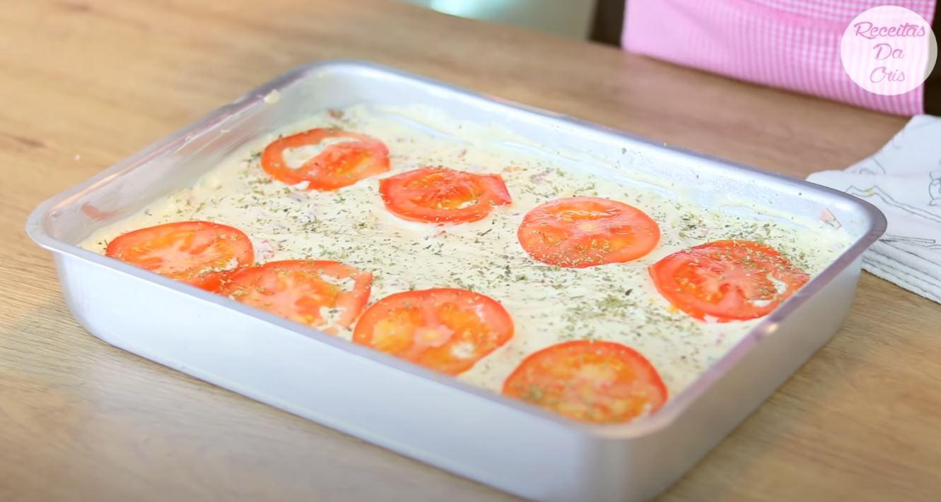 tomate e orégano