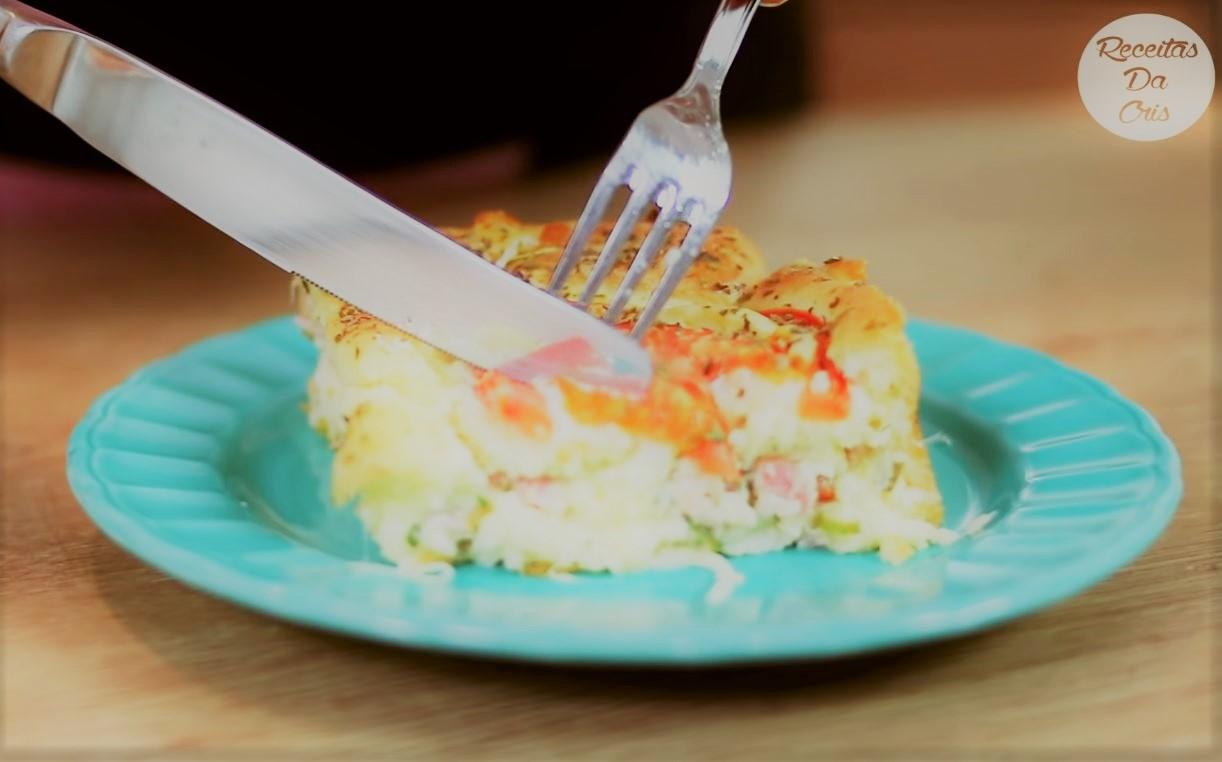torta salgada de bauru