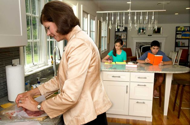 Designing A Family Friendly Kitchen