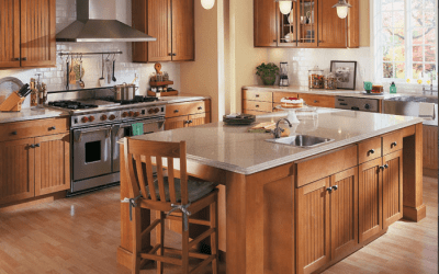 Kitchen Design for Empty Nesters
