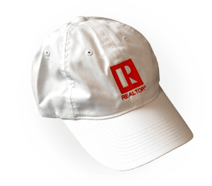REALTOR® White Hat For Sale