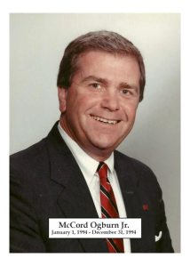 1994 - McCord Ogburn Jr
