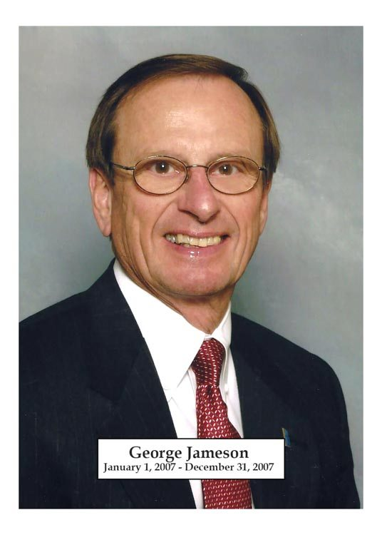 2007 - George Jameson
