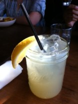 Fresh-squeezed lemonade!