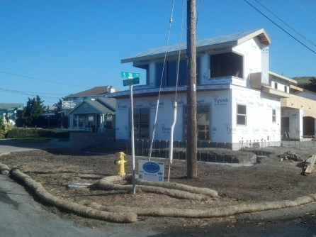 497 Pacific Ave Remodel Underway