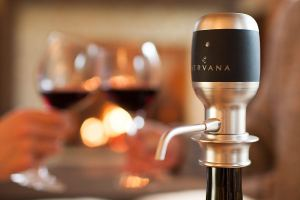 luxury wine aerator