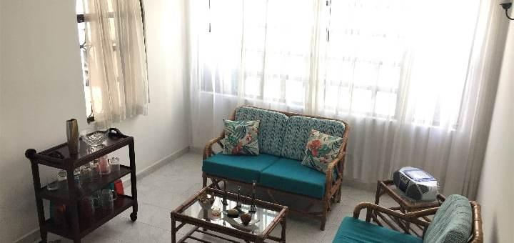 Venta casa en urbanización campestre en Girardot sala