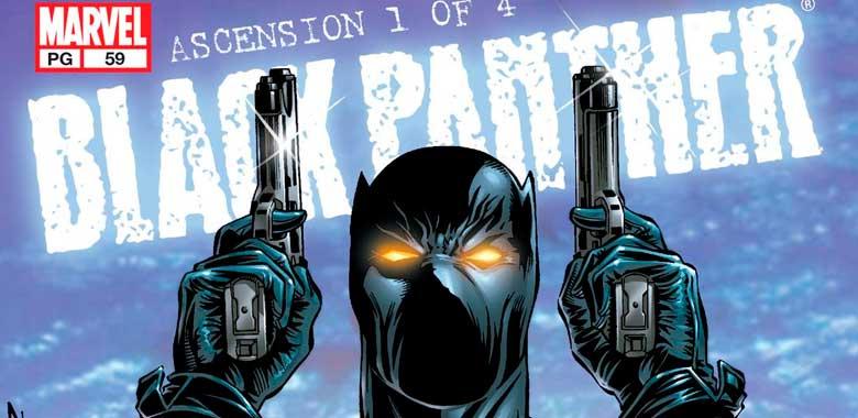 Comics de Pantera Negra