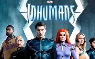 Serie de Los Inhumanos