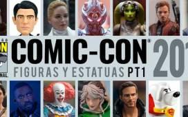 Figuras y estatuas San Diego comiccon 2017