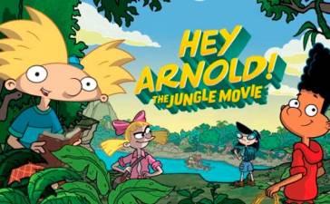 Hey Arnold la película TV de la jungla