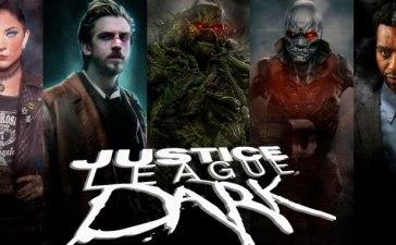 La película de la Liga de la Justicia Dark