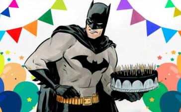 Batman cumple 46 años
