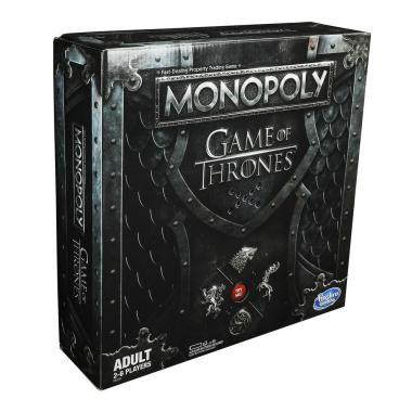 Ahora podrás tener la emoción de Juego de Tronos con su Monopoly de edición limitada