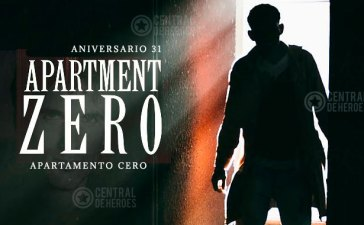 apartment zero, apartamento zero, aniversario 31