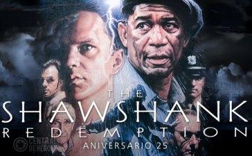 shawshank la vida tras las rejas , aniversario 25