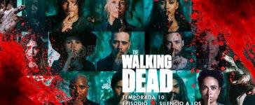 the walking dead 10x4 silencio a los susurradores