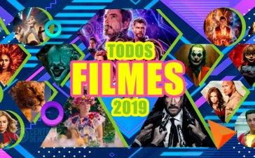 todos los filmes del 2019