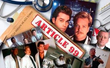 article 99 hospital de veteranos aniversario