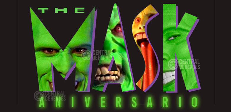 The Mask la mascara aniversario