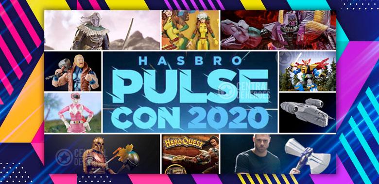 Hasbro pulse con todo sobre el evento