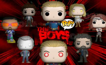 the boys funko pop