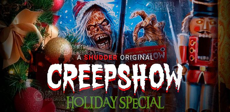 creepshow especial de navidad