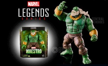 maestro marvel legends 2021